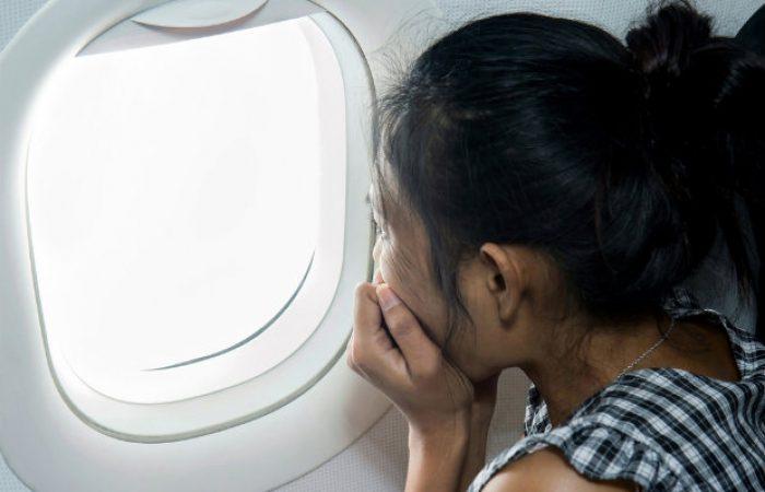 Φοβία με τα αεροπλάνα