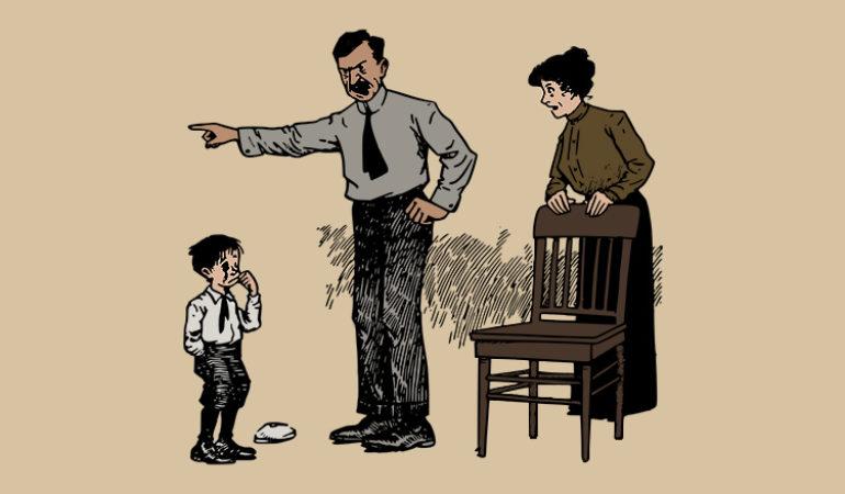 Από τον αυταρχικό πατέρα – αφέντη στο απαγορεύεται το απαγορεύειν